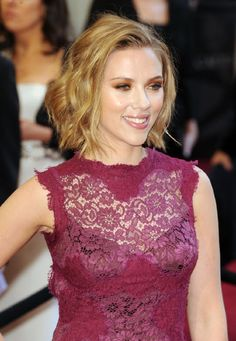 Scarlett- stunning , smart .