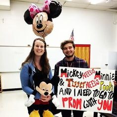 This could make anyone feel like a Disney princess. | 22 Seriously Adorable Prom Proposals Impossible To Say No To