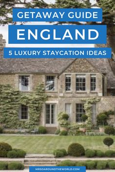 Looking for luxury staycation ideas in the UK? Here are some of the trips we have planned. With local travel being the most practical travel option at present, there's no better time to plan a road trip, book a luxury weekend away, explore a new cozy town in the countryside or escape to the UK coast. | Mrs O Around the World | staycation ideas UK | staycation ideas for couples UK | UK weekend breaks | UK weekend getaways | UK weekend breaks romantic | Luxury Vacations in the United Kingdom European Destination, European Travel, Weekend Breaks Uk, Travel Around The World, Around The Worlds, British Beaches, Day Trips From London, Europe Travel Guide, Weekends Away