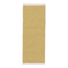 <p>Ein Mix aus natürlicher Wolle und Baumwolle wird für unseren Läufer Loni von Hand in Leinwandbindung verwoben. Das umkehrbare Diamantmuster schmückt Ihre Böden und lässt sich je nach Laune in einer der beiden Farbgebungen auswählen. Fransen an den Enden runden den zeitlosen Stil ab.</p>