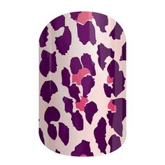 Jamberry Nail Wraps: Flirty Leopard