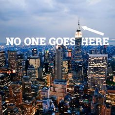 Hilarious Stuff From Thrillist:  The #Checklist Of Things You're Gonna Have To Explain In #NYC.