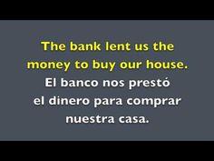 55 - Prestar - Lend - Borrow - Aprender Inglés Por Inter - YouTube