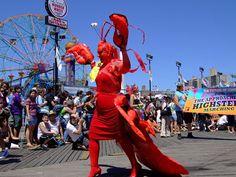 NY Coney Island Mermaid Parade