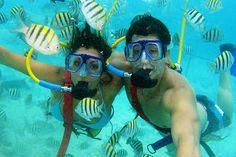Snorkeling in Xel-Ha, #Cancun