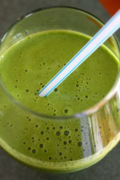 Another Green Smoothie Recipe