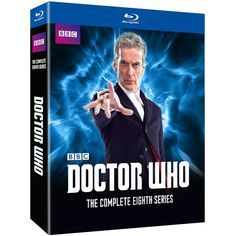 Doctor Who: The Complete Eighth Series (Blu-ray) Join twelfth Doctor Peter Capaldi for a whole new set of spellbinding adventures across time and space in the eighth season of BBC AMERICA's hit show Doctor Who! Jenna Coleman (Captain America: The First Avenger) returns as the Doctor's companion Clara for what promises to be the most electrifying season yet!
