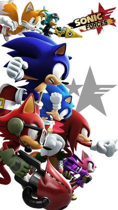 Sonic The Hedgehog, Hedgehog Movie, Shadow The Hedgehog, Wallpaper Gamer, Sonic The Movie, Sonic Party, Hedgehog Birthday, Hero Logo, Sonic Mania
