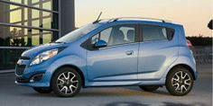 2014 Chevrolet Spark Hatch LS http://www.santafechevroletcadillac.com/