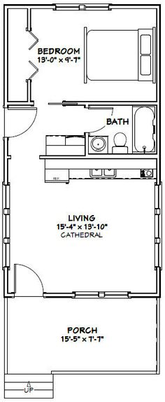 Floor Plans Crackers And Tiny House On Pinterest