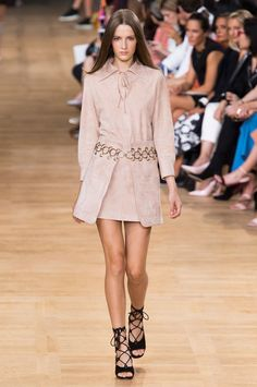 The 10 Runway Trends You'll Be Wearing This Spring-Chloé Spring 2015