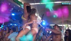 ΑΤΕΛΕΙΩΤΟ πάρτι ΞΕΚΙΝΗΣΕ στη Μύκονο…και θα τελειώσει τον ΟΚΤΩΒΡΗ: ΑΙΘΕΡΙΕΣ υπάρξεις και ΞΕΦΡΕΝΟΣ χορός! (VIDEO)