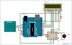 Automatic Door Opener Circuit Diagram With Images Automatic