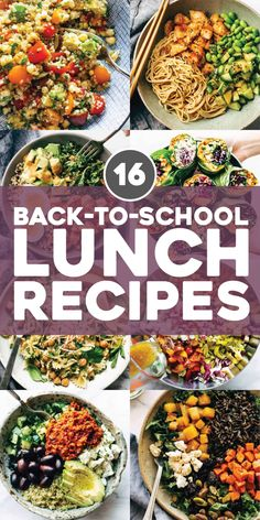 Navigating lunch time this autumn will be pretty strange, so we put together a list of lunch recipes that don't require time in a shared space to heat up and also little to no hand-to-food contact! Delicious AND safe. #backtoschool #lunch #mealprep Lunch Meal Prep, Lunch Time, School Lunch Recipes, Farmers Market Recipes, Quick Easy Meals, Food Dishes, Kids Meals, Meal Planning, Healthy Recipes