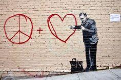 Banksy, San Francisco
