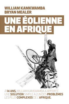 Une éolienne en Afrique