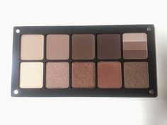 Beauty Makeup Etc: Rant & Rave: Inglot Freedom System Eyeshadow Palette
