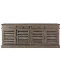 $2,691 // 87 w x 20 d x 35 h // Brownstone Belmont Server