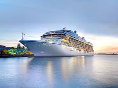 Top Rated Cruise Ships in the World #honeymoon #travel #cruises