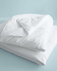 Garnet Hill Down-Alternative Comforter