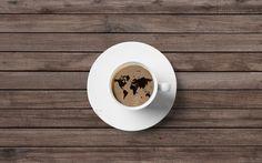 Coffeepolitan on Behance