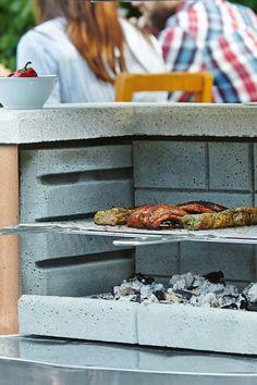 Grillen am Kamin - hier findest Du alles darüber! Tricks, Plastering, Outdoor Cooking