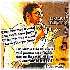 Antes das Seis - Renato Russo (Composição: Renato Russo)