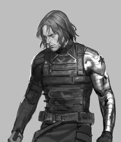 Winter Soldier art