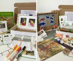 Enter this giveaway to win this awesome Treasure Box from IMC!