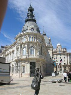 Palacio Consistorial, Cartagena.