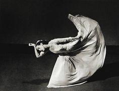 Martha Graham, born on the North Side.  Her creativity and style revolutionized modern dance.