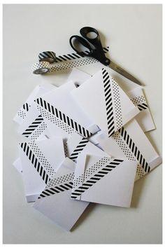 Washi Tape Cards / Tarjetas