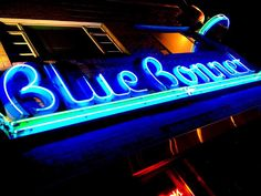 #BlueBonnetCafe