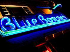 #BlueBonnetCafe