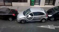 Mulher Provoca Estragos Em Carros Estacionados Só Porque Insiste Em Estacionar Naquele Lugar