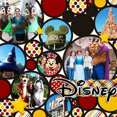 Disney - Scrapbook.com. (For miscellaneous pics. BMD)