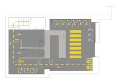 Image 14 of 17 from gallery of Ham on Wheels  / External Reference Architects. Floor Plan