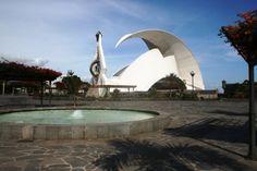 Auditorio de Tenerife. Santa Cruz de Tenerife, Islas Canarias. España
