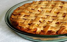 Ingredients: 7-8 fresh white peaches, peeled and sliced in small wedges 1 tablespoon fresh lemon juice 1/2 cup white sugar 1 teaspoon of nutmeg 1/4 cup Savannah Bee Company Orange Blossom Honey 1-2 teaspoons of ground cinnamon 1/3 cup whole wheat flour 2 tablespoons butter 2 prepared pie crusts (store-bought or home made) Directions: Place...