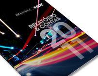 SDT 2011   Annual Report by Pedro Leal de Almeida, via Behance