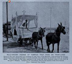 TT Brambilla Fotos de Tampico, Tamaulipas, México: Antiguo Tranvia