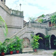 #beautiful grounds of #casamuseum in #Interamuros. #OldTown #manila. Inside you can see a reconstruction of how the #Spanish #colonisers lived. #history #travel #travelphotography #wegosolo #tbex #tbexph :heart::earth_americas::smiley: