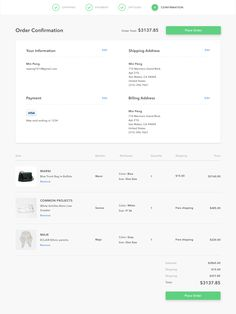 6a5b0fb3dfde18fd54e9e5c7b9c8a423--order-confirmation-web-dashboard Job Application Cover Letter Template Word Ui Ux Designer Example Xgbiae on