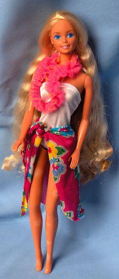 Barbie Island fun 1987