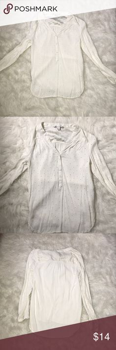 LC Lauren Conrad shirt size XS super cute LC Lauren Conrad shirt size XS super cute LC Lauren Conrad Tops