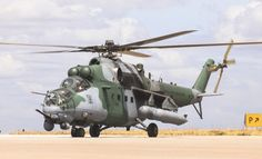 AH-1 Sabre é uma das armas mais poderosas da FAB