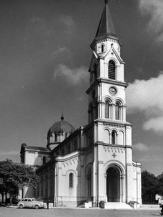 Igreja Santa Cecilia - 1947 (Bairro Santa Cecilia)