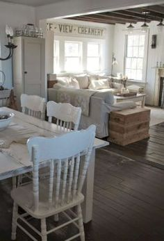 Rustic farmhouse living room decor ideas (69)