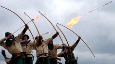 Sorry But Medieval Armies Probably Didnt Use Fire Arrows