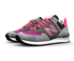 Today you can design a NB Custom 574 that's a one-of-a-kind look to match your personal style. The 574 silhouette is the epitome of classic New Balance design – and you can make it completely yours with unique colors, materials and signature details. So start a new trend or go against the grain - you know what you want, and we know how to craft it right.